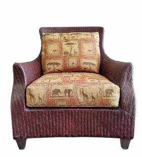 Island Living Tommy Bahama Style Inspired Arm Chair