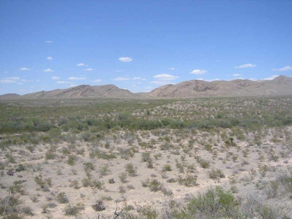 TEXAS MOUNTAINS 2.08 AC EASY ACCESS OFF HWY 180/82