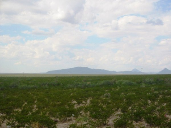 15E: WESTERN TEXAS MOUNTAINS 2 LOTS EASY ACCESS,VI