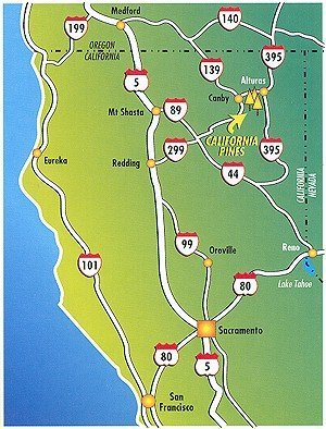 23A: CALIFORNIA PINES LOT-NEAR LAKE,UTILITIES,PAVED ROA