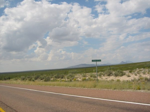 24A: NEAR NEW MEXICO 51 AC -RIGHT OFF SPARKS ROAD TEXAS