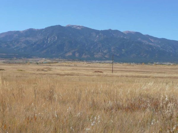 8:  HWY 181 ,GREENHORN MTN COLORADO VIEWS,UTILIT