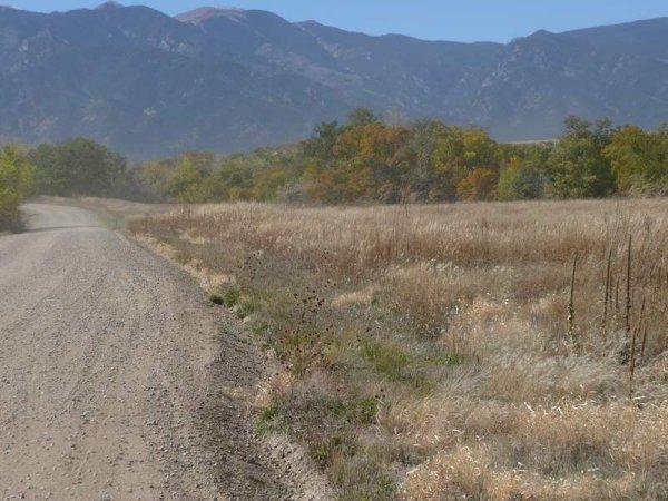 9:  GREENHORN MTNS COLORADO ROAD FRONTAGE ,UTILI