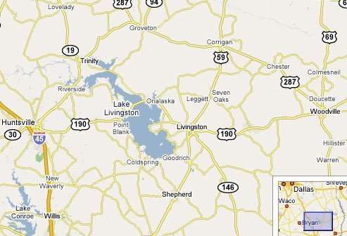 5B:  NORTH OF HOUSTON AREA , UTILITIES, ROADS,LAKE L