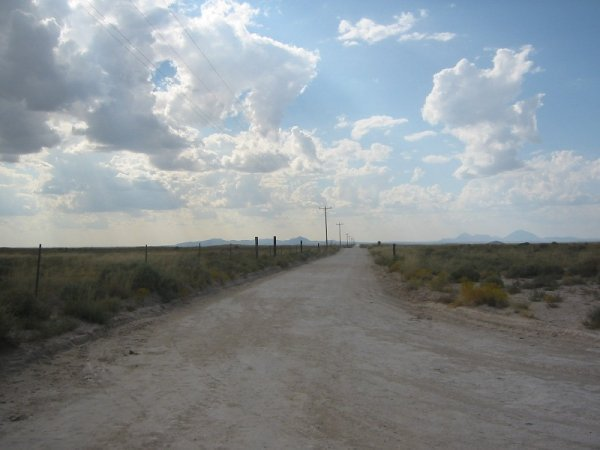 4C: HWY 180 TEXAS MOUNTAINS 2 LOTS EASY ACCESS