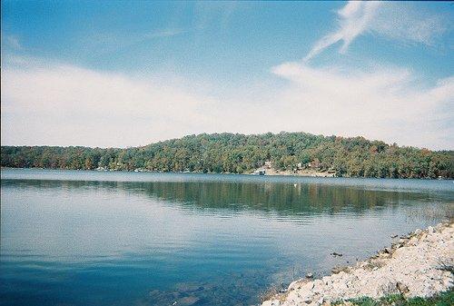13: OZARK ACRES LOT NEAR LAKE-UTILITIES,ARKANSAS