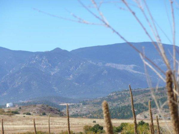 23: GREENHORN MTN VIEWS COLORADO ROAD FRONTAGE
