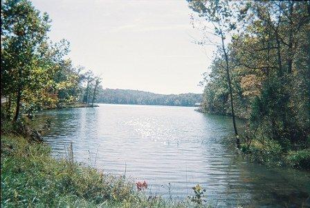 24B: HARDY ARKANSAS LOT NEAR LAKE-UTILITIES,ARKANSAS