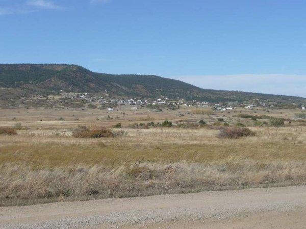 2C: GREENHORN MTNS COLORADO ROAD FRONTAGE ,UTILI