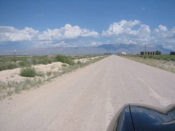 8C: 5.5 AC RIGHT OFF HWY 62-180 TEXAS-NO RESERVE