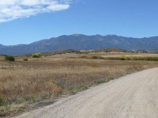 10C: ROAD FRONTAGE GREENHORN MTN COLORADO LOT ,UTILITIE