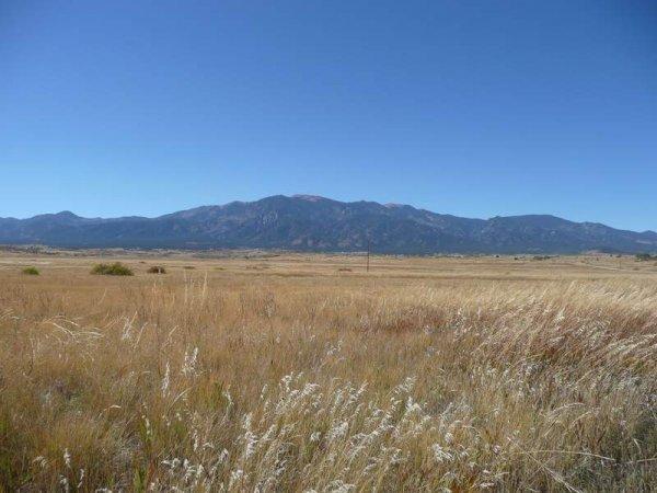 2E: GREENHORN MTNS COLORADO ROAD FRONTAGE ,UTILI