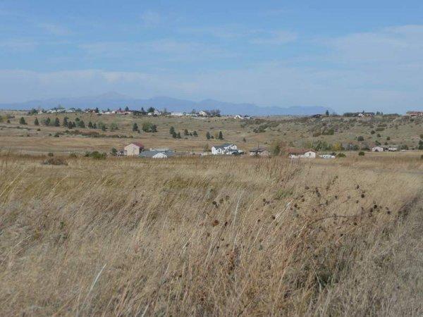10E: ROAD FRONTAGE GREENHORN MTN COLORADO LOT ,UTILITIE