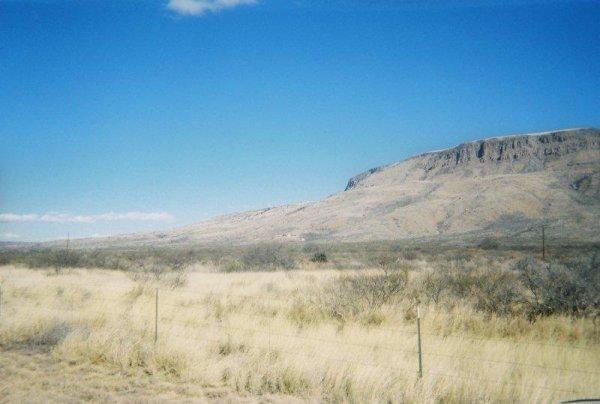 4 40 AC ALPINE TEXAS MOUNTAINS-NO RESERVE