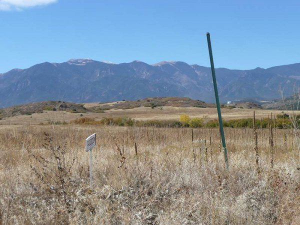 10B: ROAD FRONTAGE GREENHORN MTN COLORADO LOT ,UTI