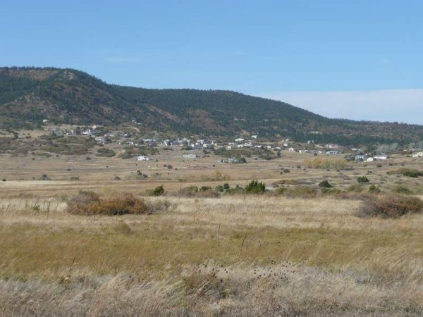 10C: ROAD FRONTAGE GREENHORN MTN COLORADO LOT ,UTI