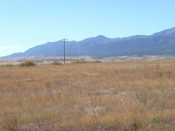 2A: GREENHORN MTNS COLORADO ROAD FRONTAGE ,UTILI