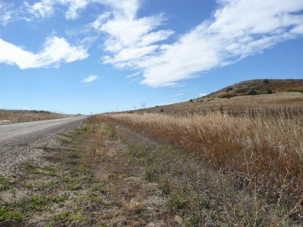 23A: GREENHORN MTN VIEWS COLORADO LOT ROAD FRONTAG