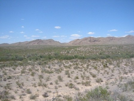7B: 5.7 ACRES EL PASO TEXAS AREA MOUNTAINS NO RESER