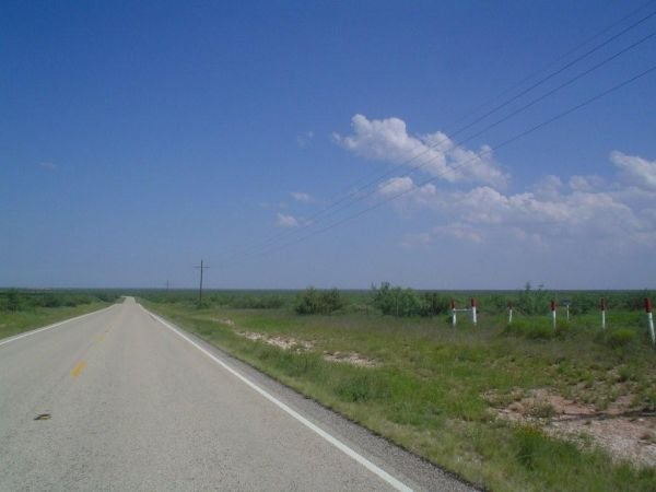 7C: FORT STOCKTON TEXAS 40' PAVED ROAD FRONTAGE 5.1 AC