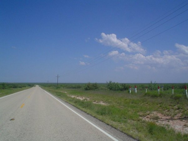 12B: 5.1 AC PARCEL, IMPERIAL TEXAS,ROAD,WATER,POWER