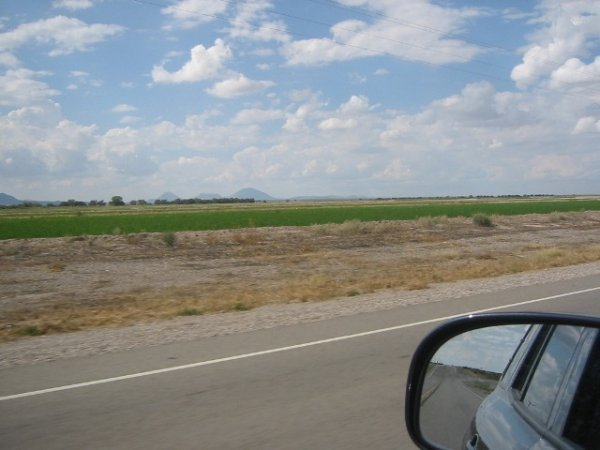 7A: NO DOC FEE,FORT STOCKTON TX, BORDER ROAD,WATER,5.1