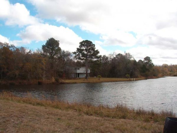 6B:EASTERN TEXAS,TREED LOT, ROADS,UTILITIES, NEAR LAKE