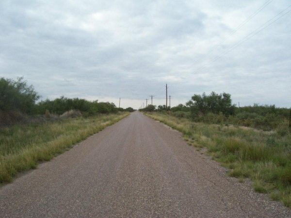 7B: FORT STOCKTON TX, BORDER ROAD,WATER,PWR, 5.1 AC
