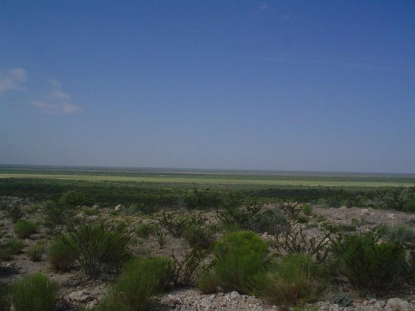 7: FORT STOCKTON TX, BORDER ROAD,WATER,PWR, 5.1 AC