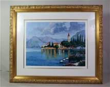John Zaccheo - Varenna-Lago Dicomo Suite