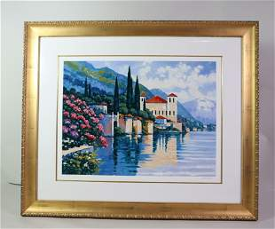 John Zaccheo - Gravedona-Lago Dicomo Suite