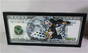 Michael Godard - $100 Full House