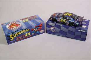 4 Limited Edition Jeff Gordon 1:24 Scale Stock Cars