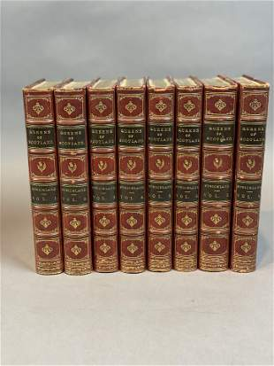 Antiquarian Books Lives of the Queens of Scotland