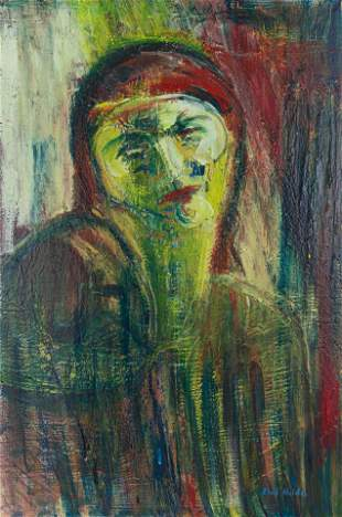 Emil Nolde Expressionists Painting In the Style of