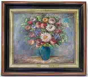 Maximilien Luce Neo-impressionist Painting In the Style