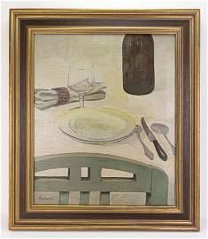Still Life In the Style of Painter Giorgio Morandi