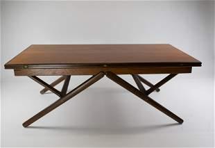 Mid Century Modern Castro Convertible Coffee Table