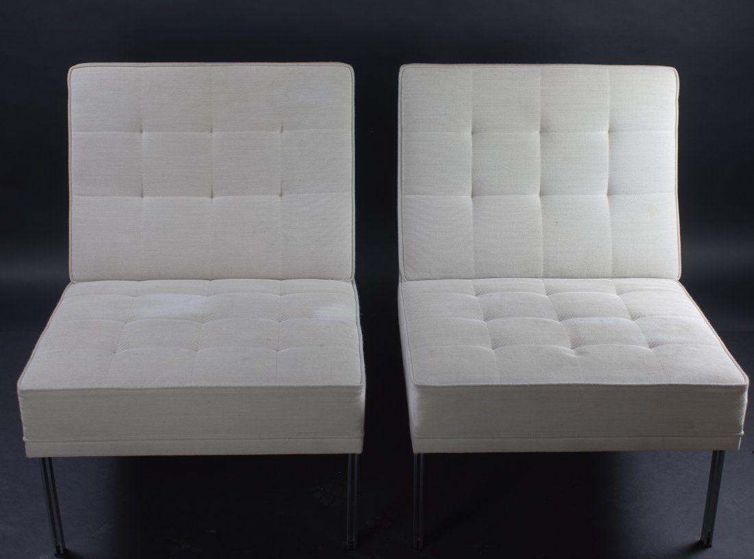 Pair Modernica Case Study Split Rail Chairs