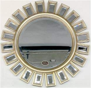 Uttermost Sunburst Mirror