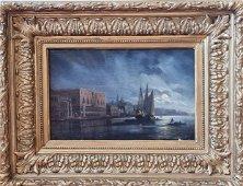 Aleksei Petrovich BOGOLYUBOV 1824-1896 View of Venice
