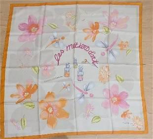 silk scarf Philippe 100% silk scarf
