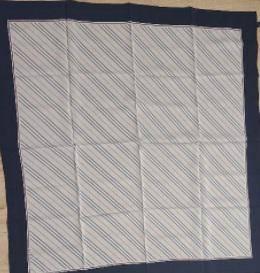 silk scarf Burberry 100% silk scarf