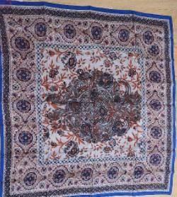 silk scarf Christian Lacroix 100% silk scarf