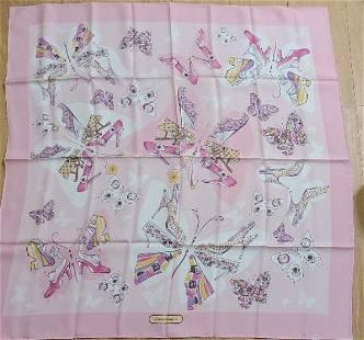 silk scarf Salvatore Ferragamo
