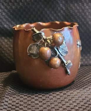 Gorham mixed metals holder