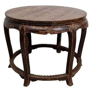 Chinese Hardwood Table Qing