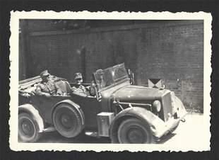 1940 photo of WW2 German general