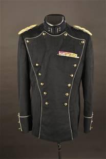 Vareuse officier belge. Belgian officer jacket