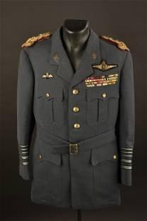 Vareuse de pilote belge. Belgian officer jacket